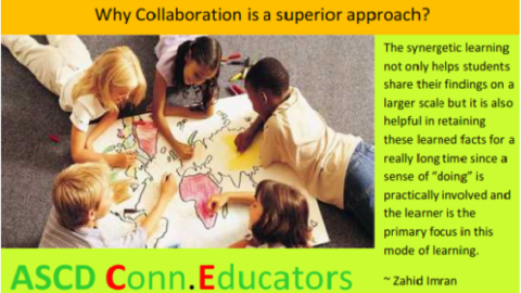 Why collaboration is a superior approach?